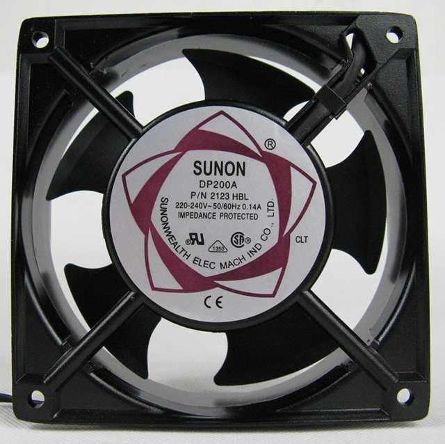12038-SUNON-DP200A-build-ultra-quiet-quasi-the-220V-double-ball-bearing-12CM-cooling-fan