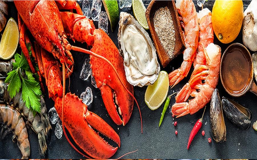 Ăn nhiều hải sản quá có bị sao không ?
