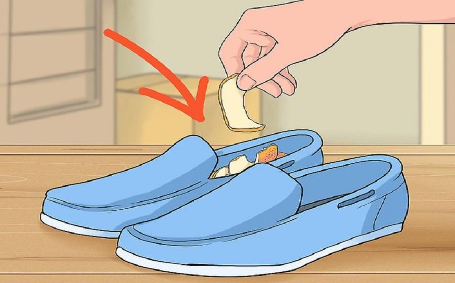Hướng dẫn cách khử mùi hôi của giày hiệu quả