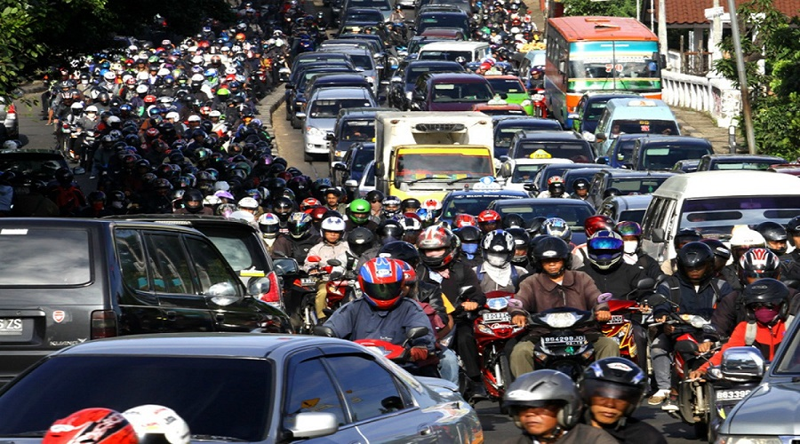 Kinh nghiệm tránh kẹt xe trong thành phố
