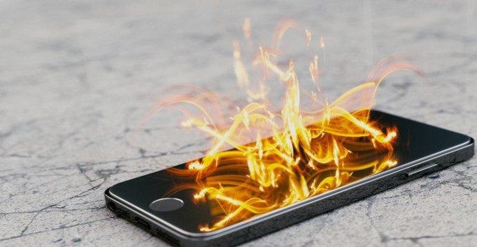 Những nguyên nhân khiến điện thoại smarphone phát nổ