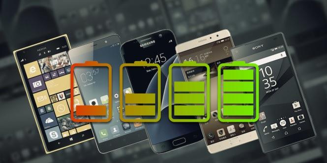 Phương pháp chống hao pin trên điện thoại Smartphone