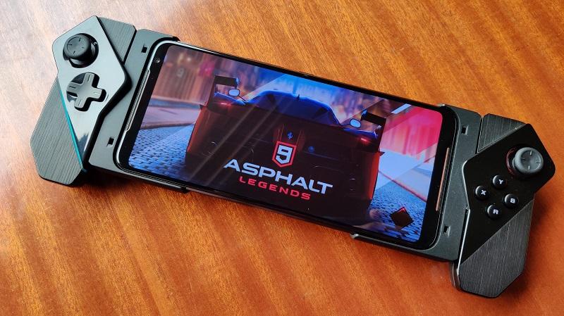 Chọn dung lượng ram cho điện thoại chuyên chơi game