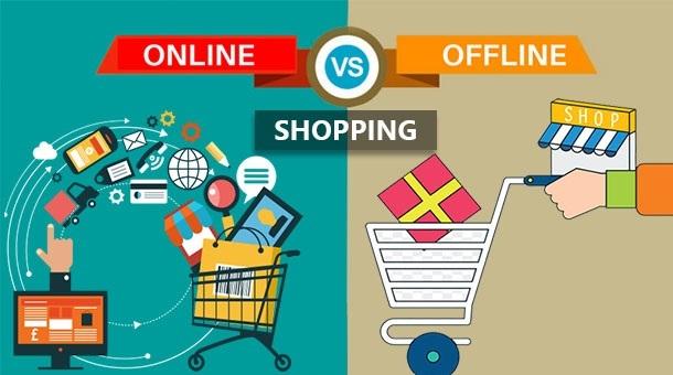Khi nào nên kinh doanh online và offline