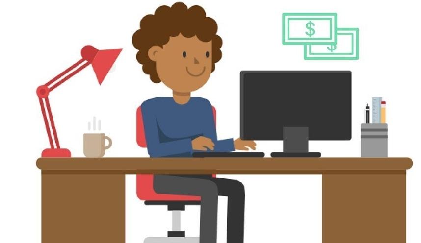 Một số việc bán thời gian online