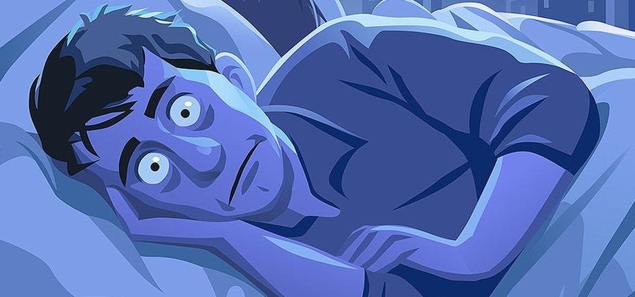 Nguyên nhân của bệnh mất ngủ