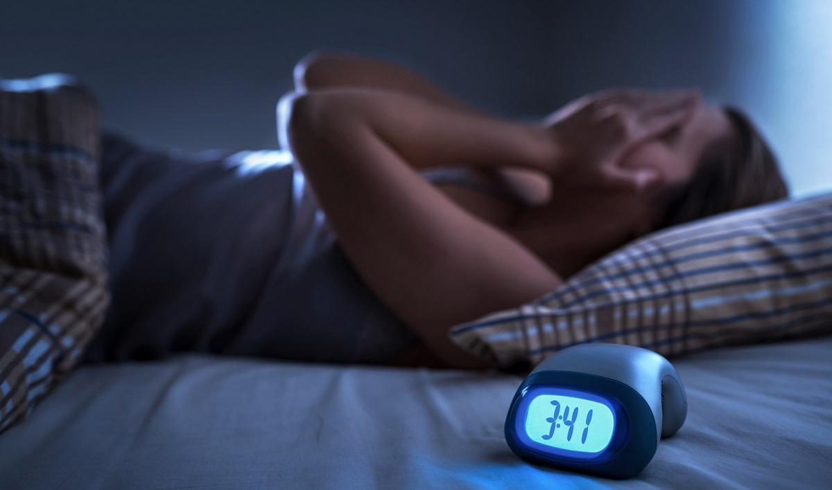 Tác hại của việc bị mất ngủ