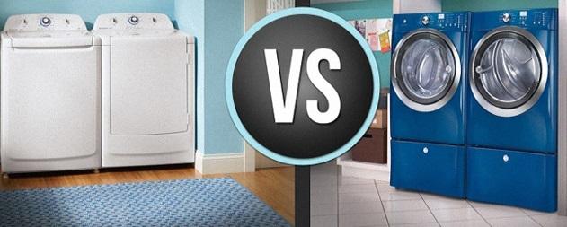 Vậy nên chọn máy giặt cửa ngang hay cửa trên