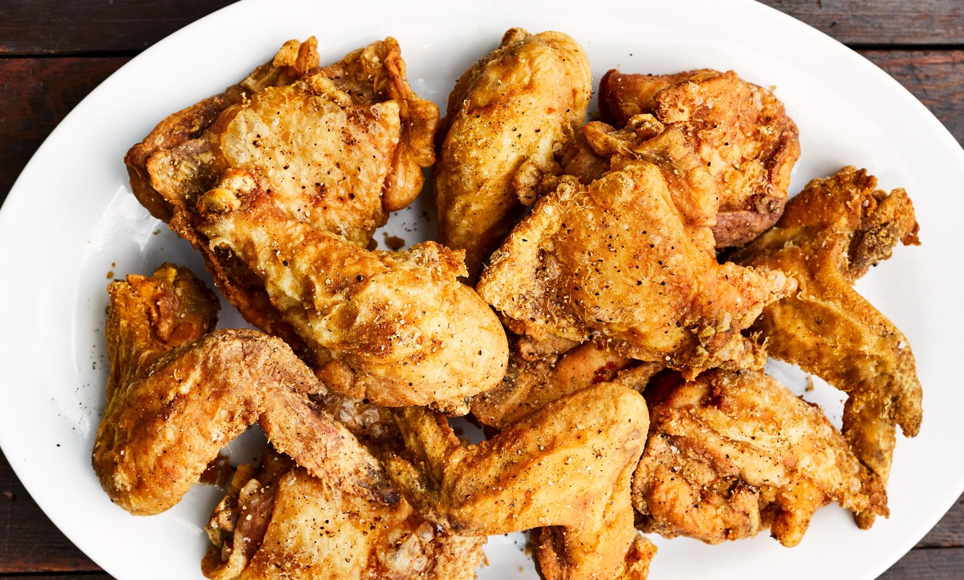 Ăn nhiều gà rán sẽ bị sao