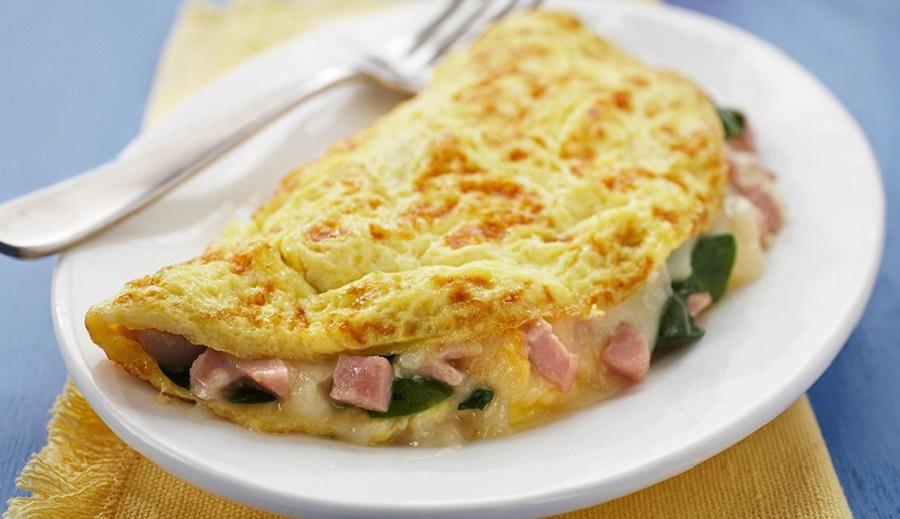 Cách làm món trứng chiên thịt đơn giản mà ngon