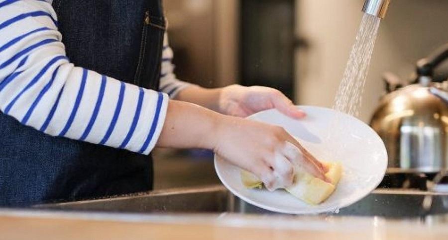 Cách rửa chén bát đĩa nhanh và sạch hơn