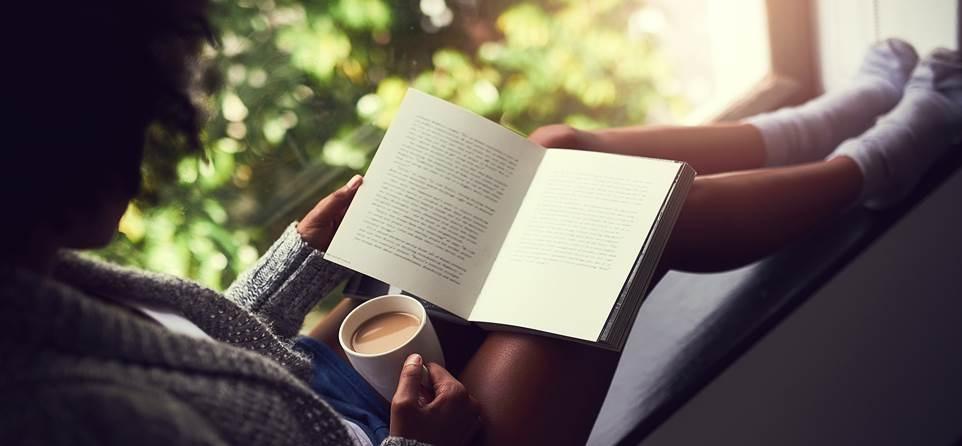 Dành những ngày nghỉ cuối tuần nghỉ lễ để đọc sách
