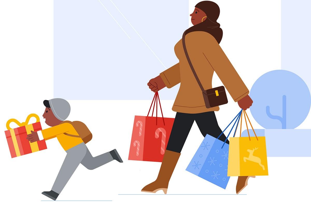 Dịp nghỉ cuối tuần hay nghỉ lễ cũng là thời điểm để mua sắm