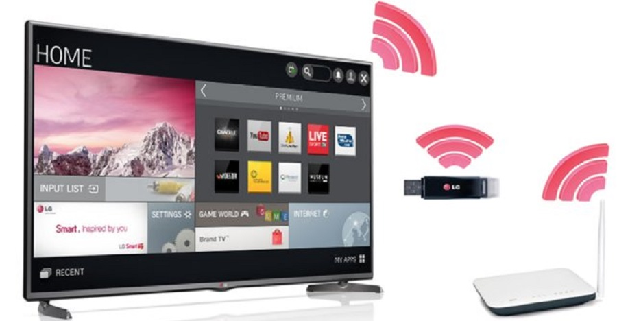 Hướng dẫn khắc phục lỗi tivi không vào được wifi