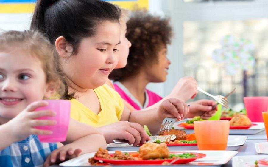 Hướng dẫn phòng bệnh béo phì cho trẻ em