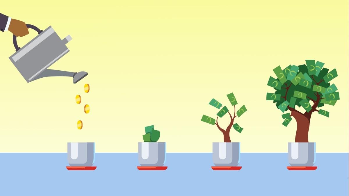 Mạnh dạn đầu tư để có thêm tiền và trở nên giàu có