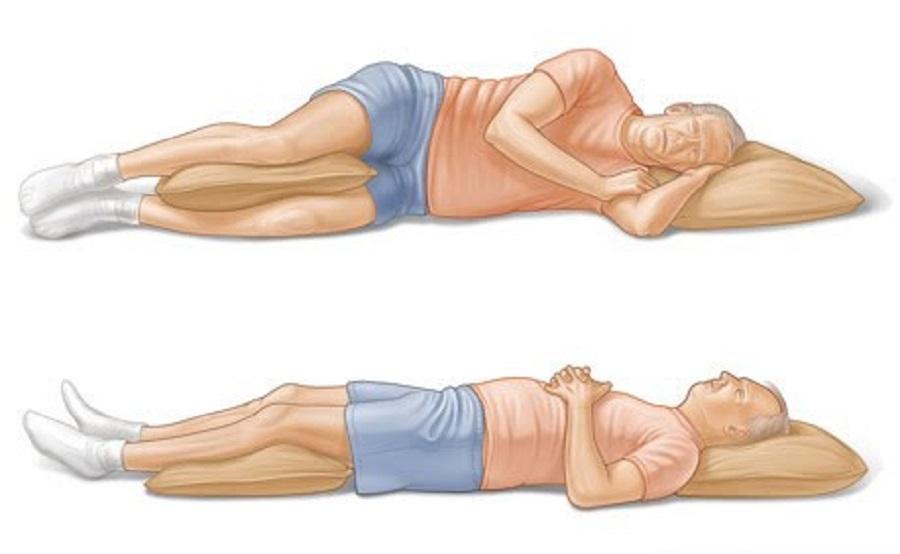 Ngủ tư thế nào là tốt nhất cho sức khỏe