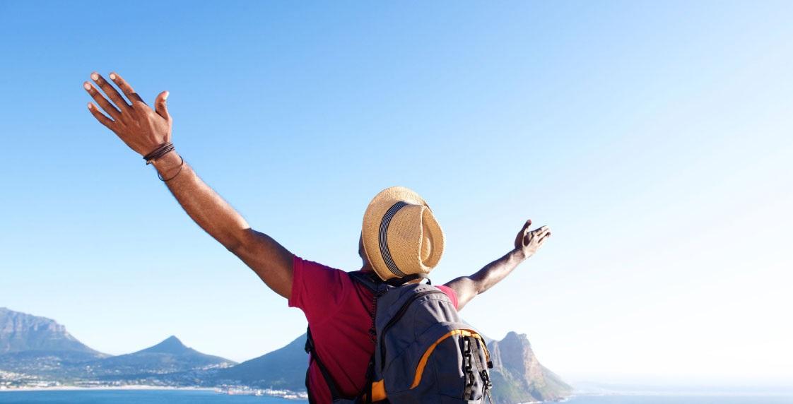 Ngày nghỉ cuối tuần nghỉ lễ cũng có thể tổ chức đi du lịch gần nhà