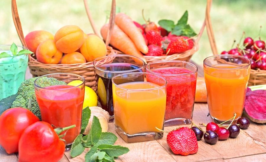 Những loại sinh tố tốt cho cơ thể nên uống