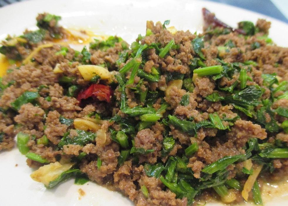 Những món ăn ngon chế biến từ thịt bò