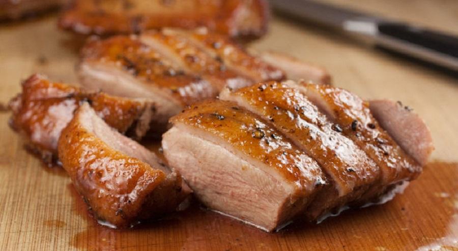 Những món ăn ngon chế biến từ thịt vịt