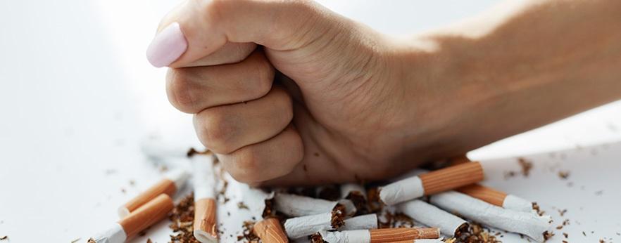Phải cai nghiện thuốc lá một cách tự nguyện