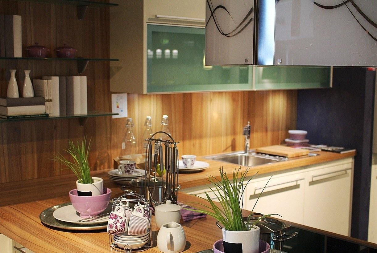 Tạo mùi thơm cho nhà bếp