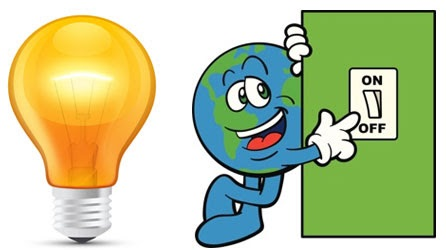 Tắt thiết bị khi không sử dụng để tiết kiệm điện