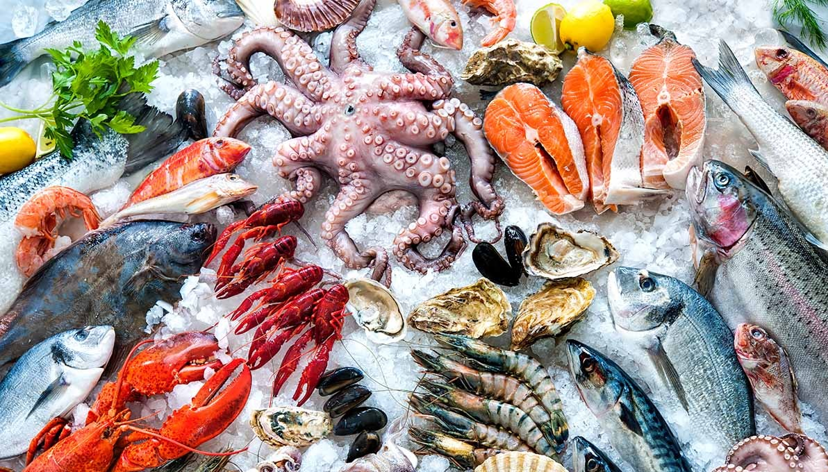 Thêm cá và hải sản vào bữa ăn hàng ngày để tránh bị thấp lùn