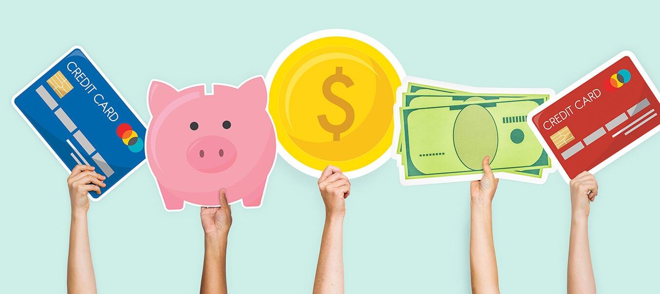 Sử dụng thẻ tín dụng thì được lợi gì