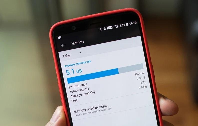 Tư vấn chọn dung lượng bộ nhớ cho điện thoại