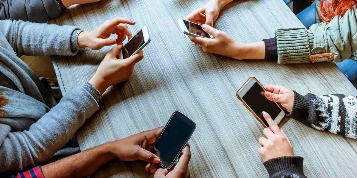 Cách cai nghiện điện thoại smartphone