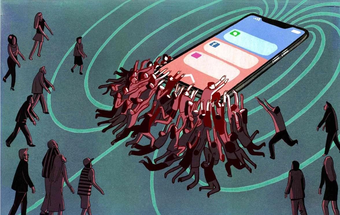 Chọn những việc thay thế để cai nghiện điện thoại