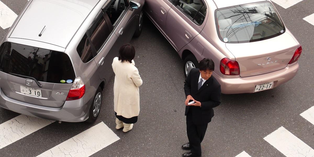 Kinh nghiệm xử lý khi có va chạm xe máy ô tô