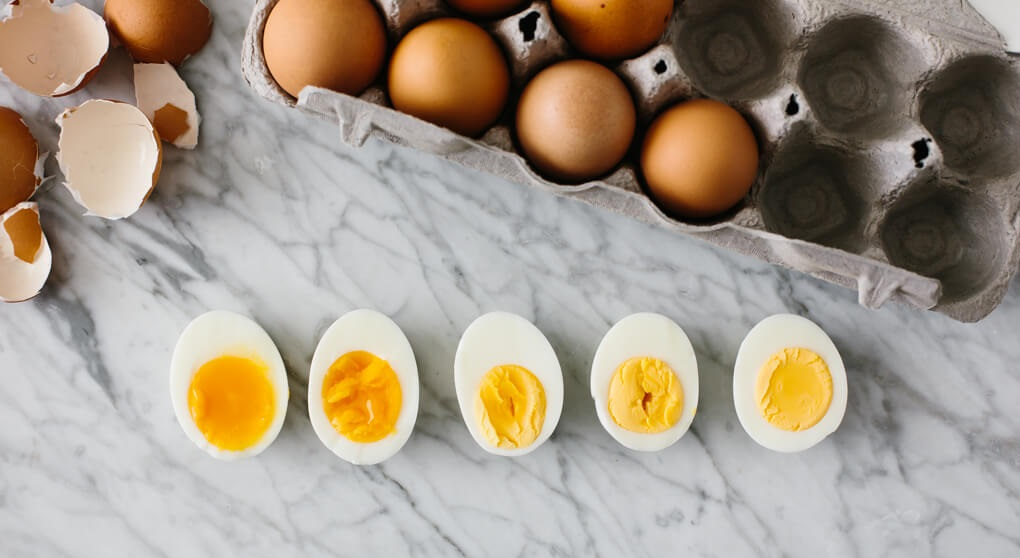Luộc trứng bao lâu thì chín ngon