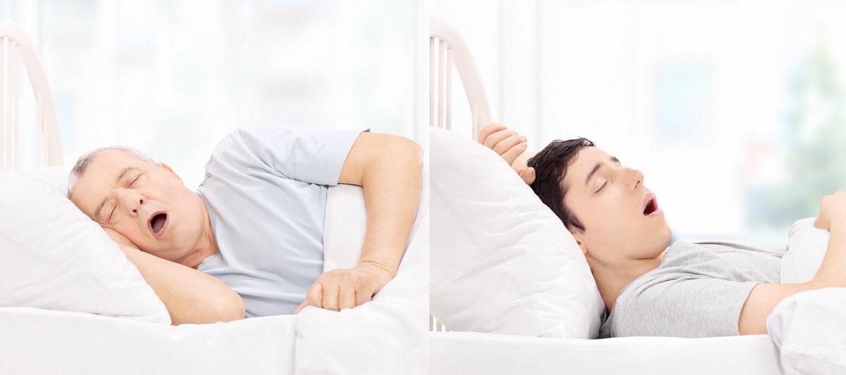 Tại sao khi ngủ lại có tiếng ngáy khò khò