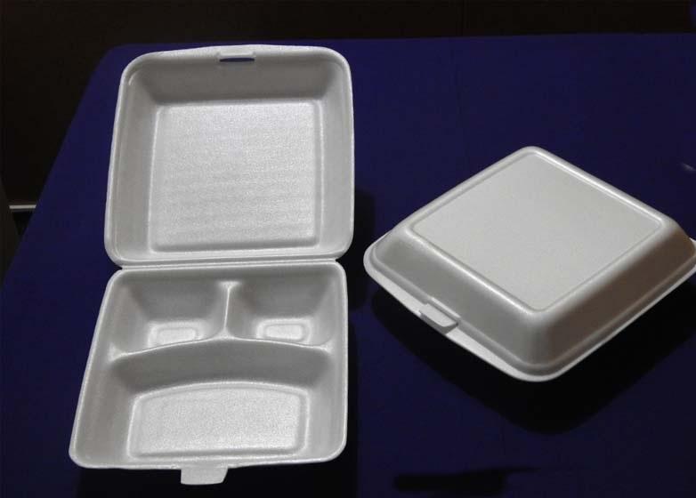 Tác hại của hộp giấy nhựa xốp khi sử dụng
