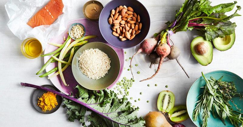 Chế độ dinh dưỡng hợp lý giúp bạn có sức khỏe tốt hơn