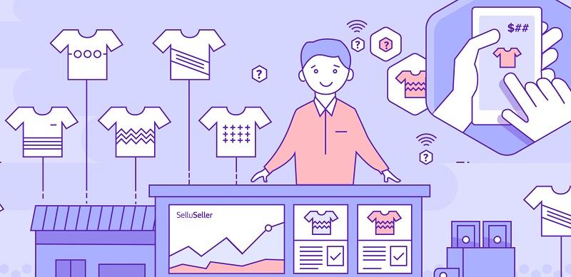 Bán hàng online là công việc tốt có thể giúp bạn trở nên giàu có