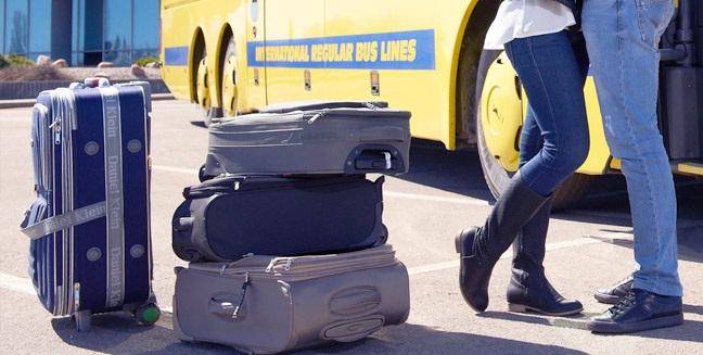 Chuẩn bị hành lý khi đi xe khách đường dài