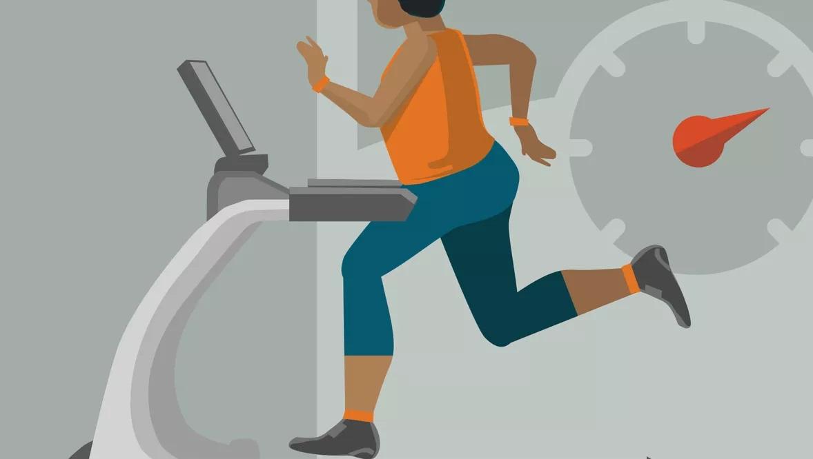 Đặt quyết tâm trong việc giảm cân